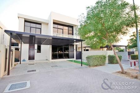 فیلا 5 غرف نوم للبيع في داماك هيلز (أكويا من داماك)، دبي - Exclusive Listing | 5 Beds | Queens Meadow