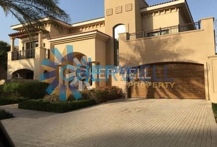 5 Bedroom Villa for Sale in Saadiyat Island, Abu Dhabi - Full Sea View | Private Pool | Luxurious Living
