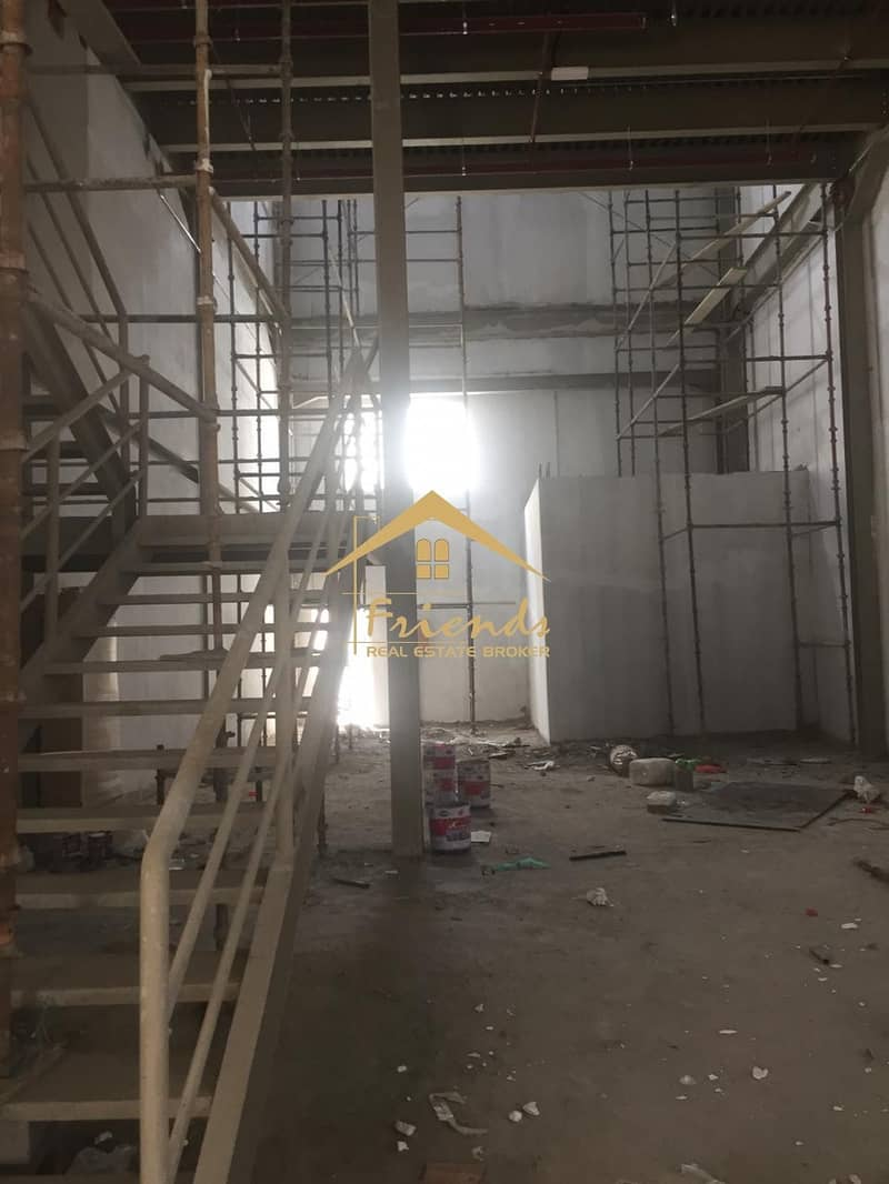 HOT OFFER! BRAND NEW WAREHOUSE for RENT in NAD AL HAMAR