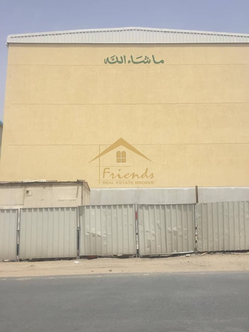 2 HOT OFFER! BRAND NEW WAREHOUSE for RENT in NAD AL HAMAR