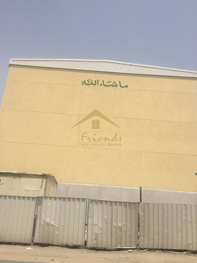 18 HOT OFFER! BRAND NEW WAREHOUSE for RENT in NAD AL HAMAR