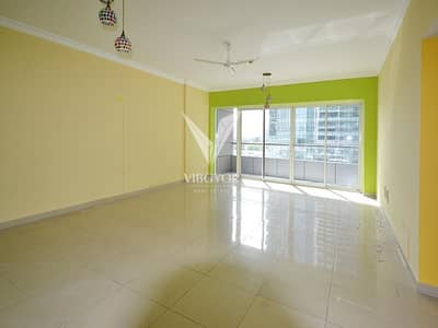 2 Bedroom Flat for Rent in Jumeirah Lake Towers (JLT), Dubai - V3 Tower | Vacant 2BR+Maid | Large