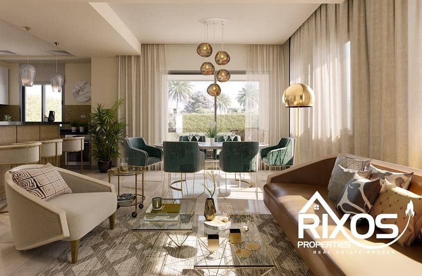 25 Own Your Elegant 3 Bed | Easy Payment Plan | Family Community