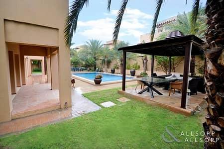 فیلا 6 غرف نوم للبيع في المرابع العربية، دبي - Extended L1 Hattan  | Vacant On Transfer