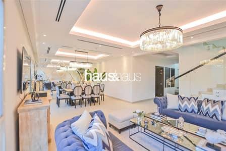 فیلا 4 غرف نوم للبيع في البرشاء، دبي - Exclusive | 4 Bedroom | Close to Pool and Park