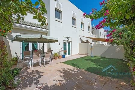3 Bedroom Villa for Sale in Al Furjan, Dubai - Type A | Well Maintained | Quortaj Villa