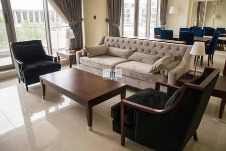 فلیٹ 3 غرفة نوم للايجار في ميدان، دبي - Furnished   HUGEST LAYOUT   Spinney's   Peaceful