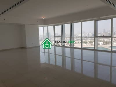 4 Bedroom Apartment for Rent in Al Reem Island, Abu Dhabi - Massive 4 Beds with a size of 4176 sq. ft.