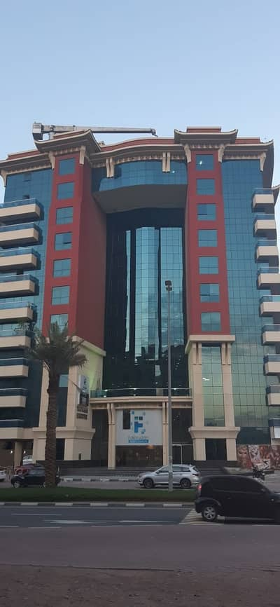 1 Bedroom Apartment for Rent in International City, Dubai - Hot Offer !! One Bedroom Hall with Balcony in CBD Full Facility Building