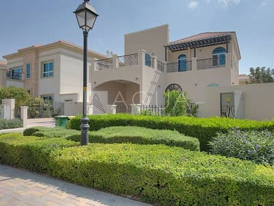 5 Bedroom Villa for Rent in The Villa, Dubai - 5 Bed Room Custom villa landscape garden