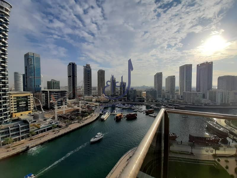 Brand New Apartment With Full Marina View