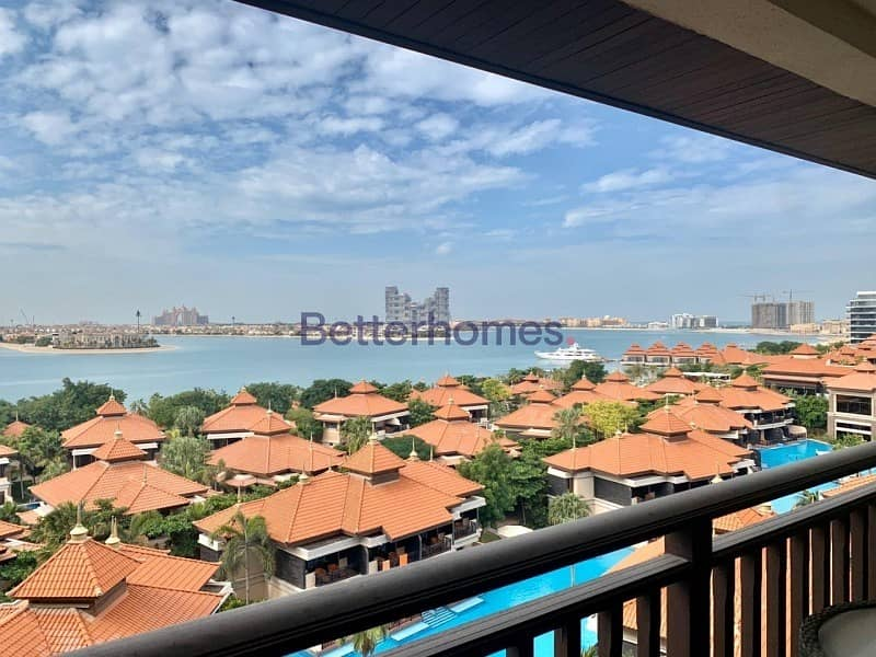 Amazing Views | High Floor | Vacant | Furnished