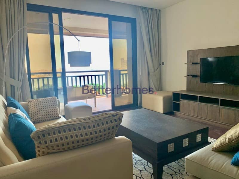 2 Amazing Views | High Floor | Vacant | Furnished