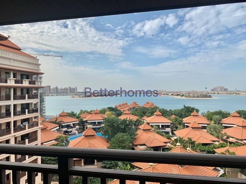 12 Amazing Views | High Floor | Vacant | Furnished
