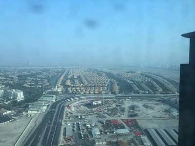 مکتب  للبيع في أبراج بحيرات الجميرا، دبي - High Floor - Panoramic View - Best Price