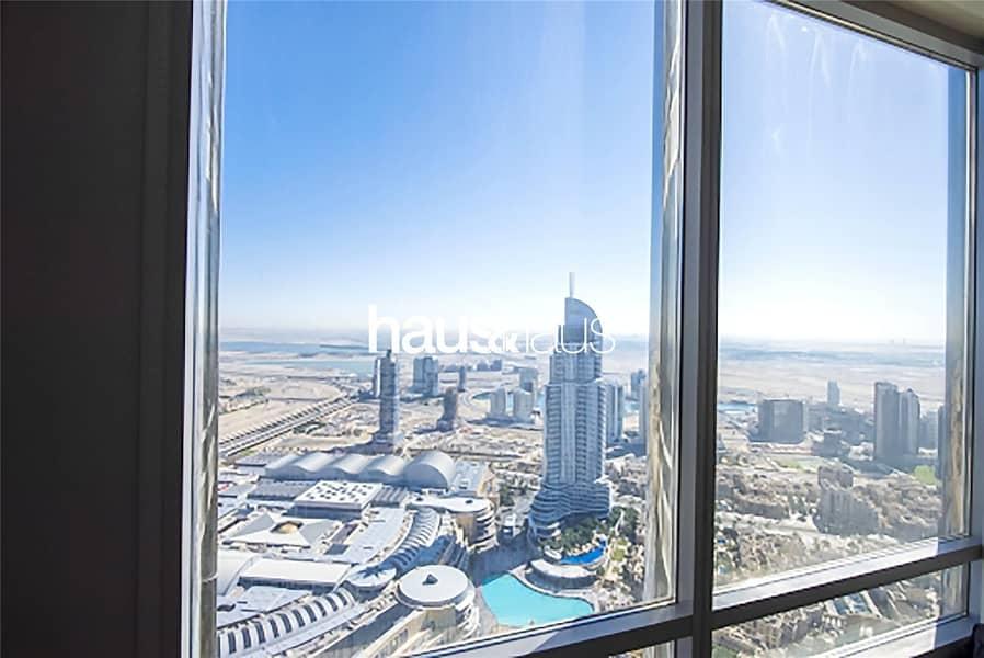 10 Burj Khalifa | Unfurnished | Fountain Views