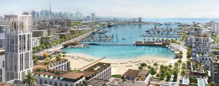 3 Bedroom Flat for Sale in Mina Rashid, Dubai - WATERFRONT LIVING | SEASHORE | DONT MISS OUT