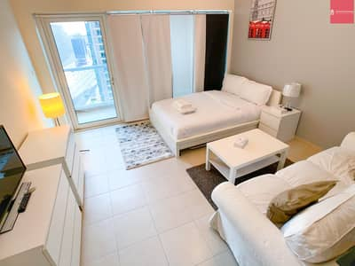 Studio for Rent in Downtown Dubai, Dubai - Last Unit Left | Furnished Studio in Downtown Book now!