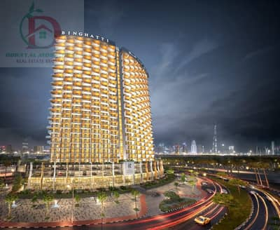 تاون هاوس 1 غرفة نوم للبيع في بر دبي، دبي - BEST PRICE IN THE AREA | MODERN LIFESTYLE | 3 MINS AWAY FROM BURJ KHALIFA