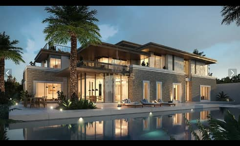 Own your villa in the heart of nature reserve and on the coast directly within the Ghantoot installment up to 8 years