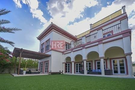 4 Bedroom Villa for Rent in The Villa, Dubai - Must See | Upgraded Corner Villa | Full Park View