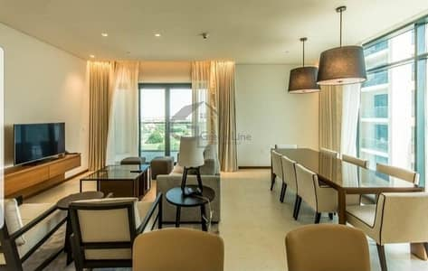 2 Bedroom Apartment for Rent in The Hills, Dubai - Deal of the day!!2 bedroom for Rent in B2 Vida Hotel!Call now for viewing & booking!