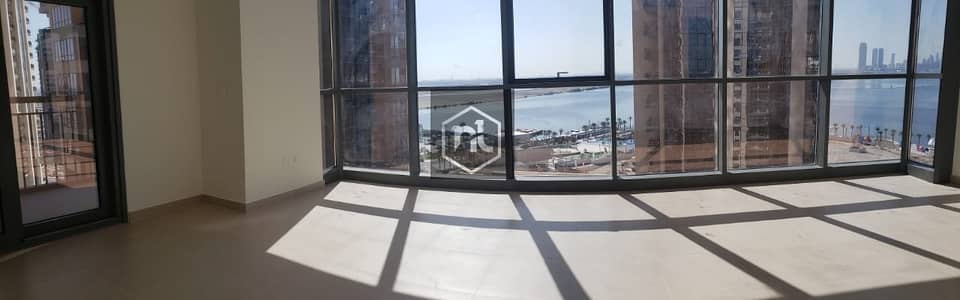 3 Bedroom Flat for Rent in The Lagoons, Dubai - 3BHK+maid | Creek View 125k only