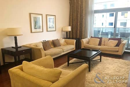 2 Bedroom Apartment for Rent in Jumeirah Lake Towers (JLT), Dubai - 2 Bedrooms | Fully Furnished | Lake Views