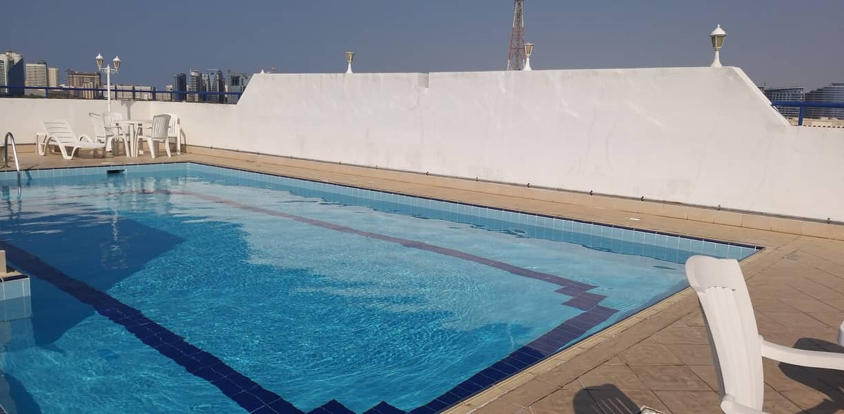 Studio for rent in Oud Metha with 15 days free limited time