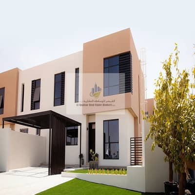 3 Bedroom Villa for Sale in Al Tai, Sharjah - Just 10 % down payment | Free service charges lifetime
