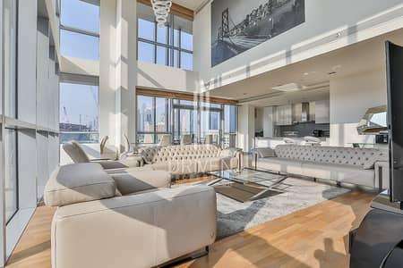 فلیٹ 3 غرف نوم للبيع في جميرا، دبي - Very Spacious| Bright Corner Duplex Unit