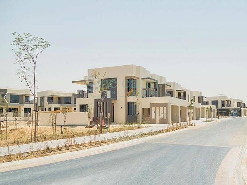 2 4 Bed +Maid |  Handed Over |  TYPE 2E-End Unit | Maple 1 - Dubai Hills