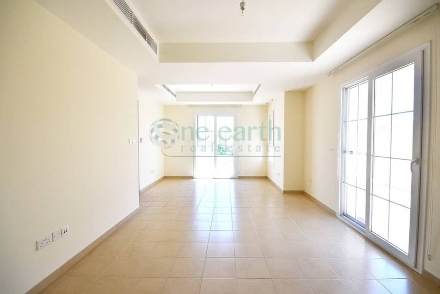 2 3 Bed Villa- Type 3E in Ghadeer 1 on Round About | The Lakes