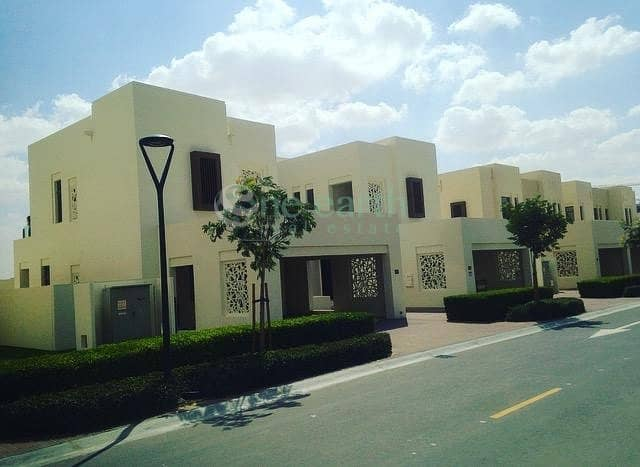 3 Bed+Maid | Type J | Mira Oasis 1 Townhouses | Ready to move