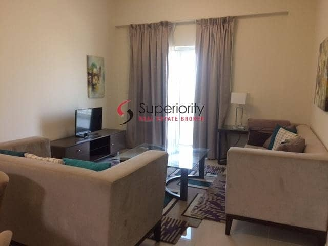 Luxury Furnished   2BR for Rent in Suburbia