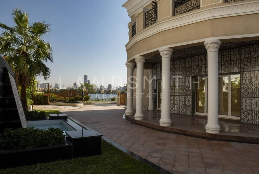 2 Top Luxurious 8 Bedrooms Fully Furnished Mansion