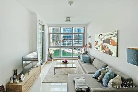 1 Bedroom Apartment for Sale in Dubai Marina, Dubai - Exclusive | Marina View | 1 Bed | Vacant