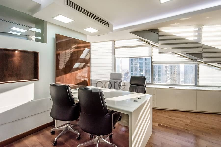 Fully Fitted and Furnished | High Floor