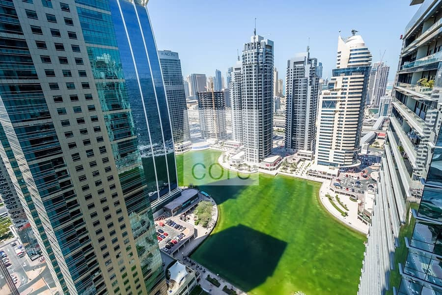 Fitted Office | Mid Floor | Balcony | DMCC