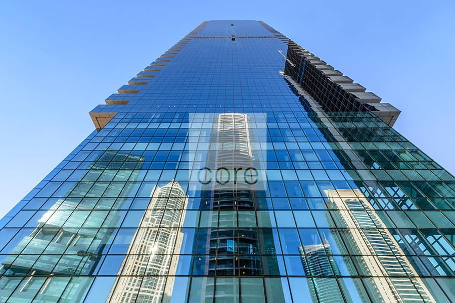 15 Fitted Office | Mid Floor | Balcony | DMCC