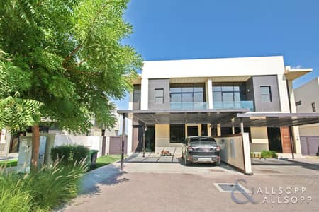 3 Bedroom Villa for Sale in DAMAC Hills (Akoya by DAMAC), Dubai - Exclusive | 3 Bedrooms | TH-K | Single Row