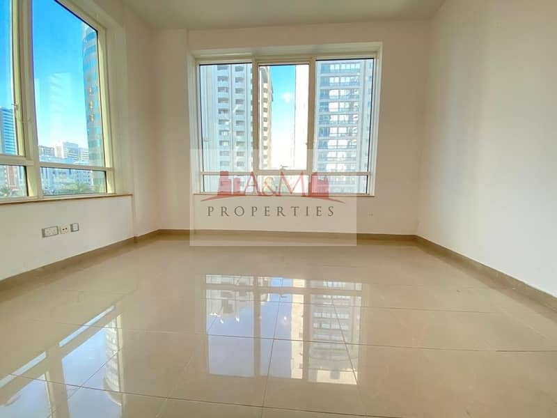 Amazing 3 Bedroom Flat..!! With Maid room  75000 only