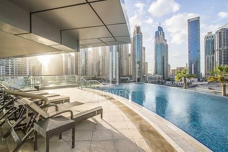 شقة 2 غرفة نوم للبيع في دبي مارينا، دبي - Spacious 2BR+M apt  I Great Marina Views