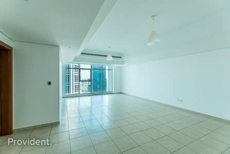 2 Bedroom Flat for Rent in Jumeirah Lake Towers (JLT), Dubai - Spacious Stunning Home Living With 2 Balcony