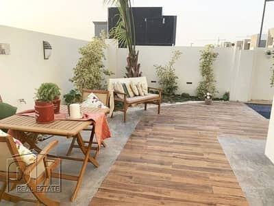 فیلا 4 غرف نوم للبيع في وصل غيت، دبي - Vastu B type corner plot close to entrance