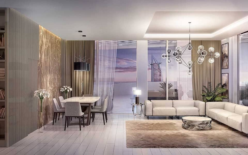 Scenic Sea Views   Alluring 3BR Penthouse for sale in Palm Jumeirah   Fully Furnished   Only 5% Booking Fee