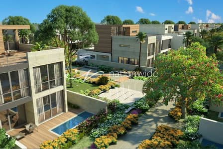 5 Bedroom Townhouse for Sale in Al Salam Street, Abu Dhabi - Exceptional Townhouse in This Great Community