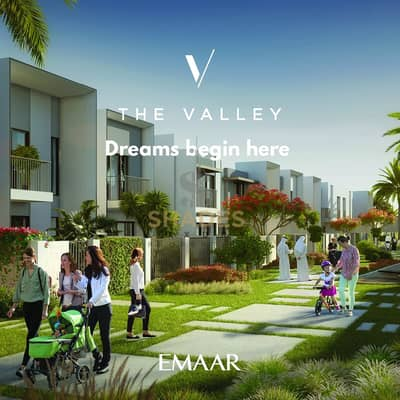 The Nearest valley to Alain 3-4 BHK Townhouse
