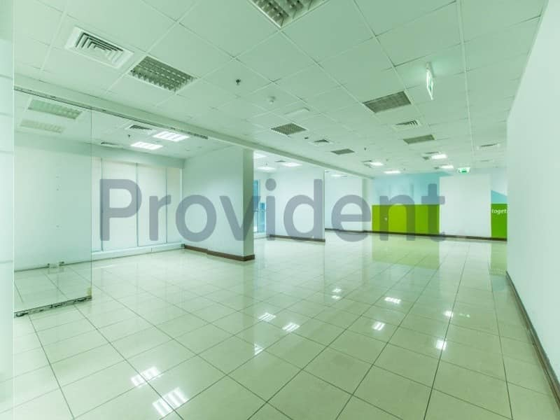 Fully Fitted Office|Attached Washroom|Free Chiller