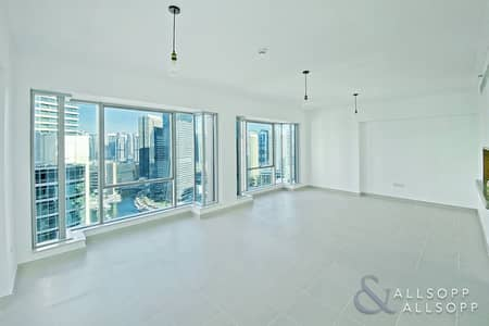 2 Bedroom Apartment for Sale in Dubai Marina, Dubai - View Today | High Floor | Vacant Two Bed